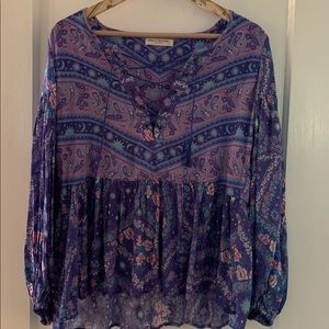 Spell and The Gypsy Floral Tunic